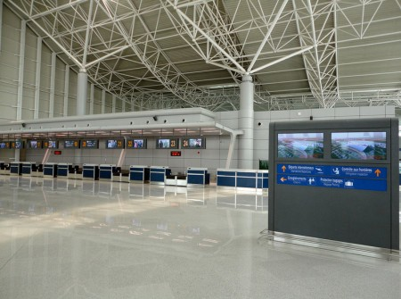 Аэропорт в Конго