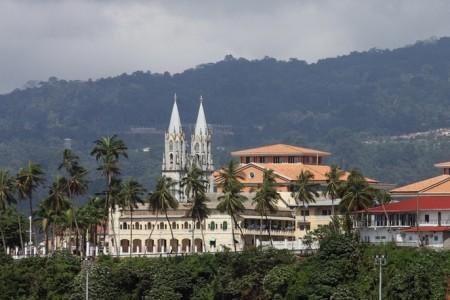 Город Бата – административный центр Рио-Муни