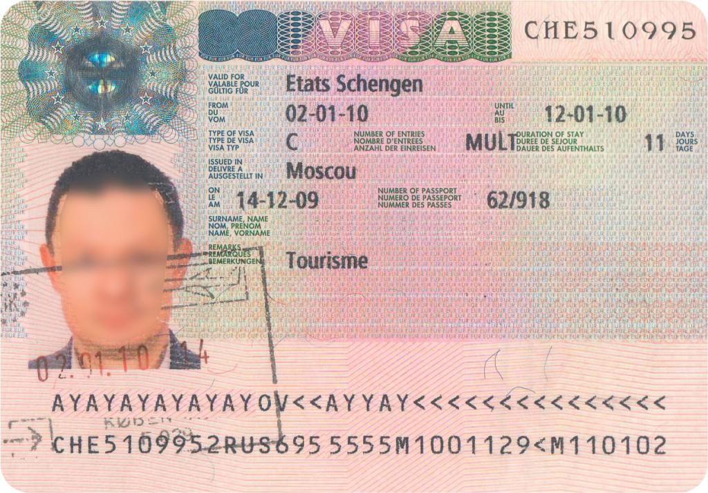 Как оформить самостоятельно визу в швейцарию вас