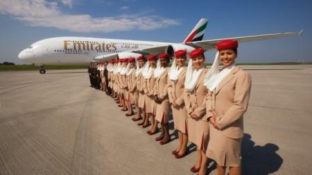 Самолет в ОАЭ