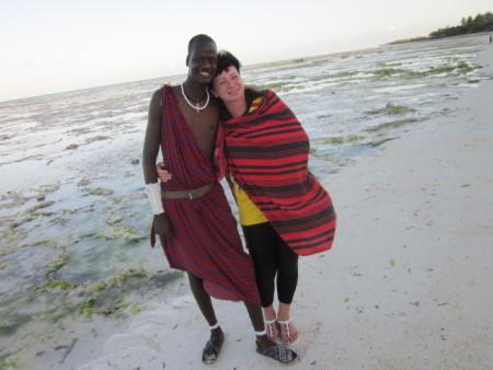 Коренной житель Занзибара