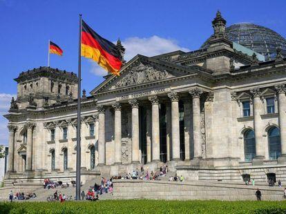 Парламент Германии