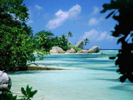 Курорт на юге Индии