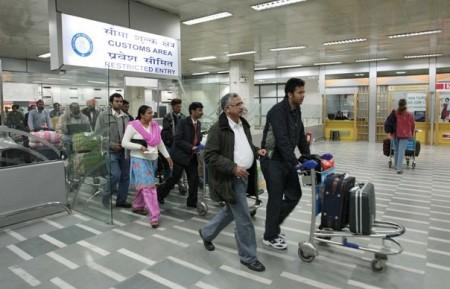 Аэропорт в Индии