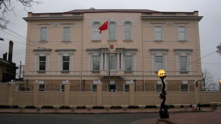 Консульство Китая на Украине