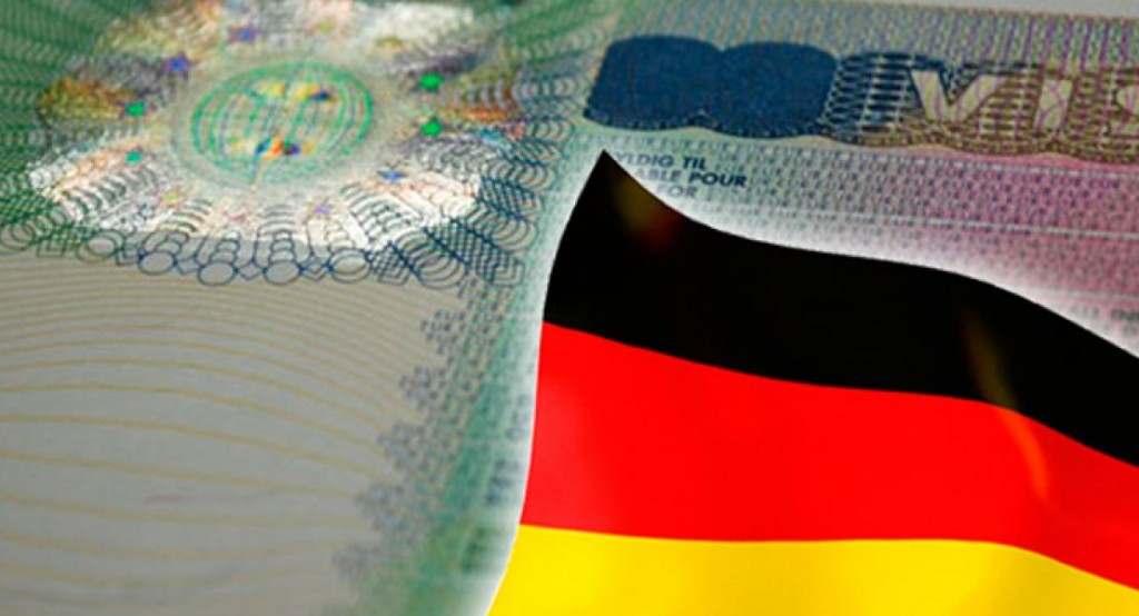Подача визы в германию самостоятельно