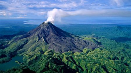 Гора Камерун