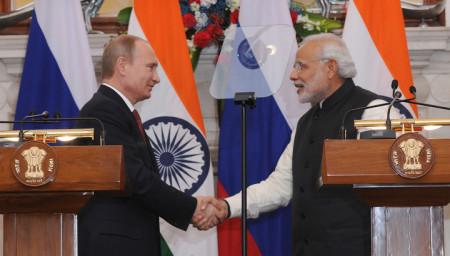 Соглашение между Индией и Россией