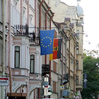 Консульство Германии в СПб