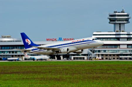 Аэропорт в Беларуси