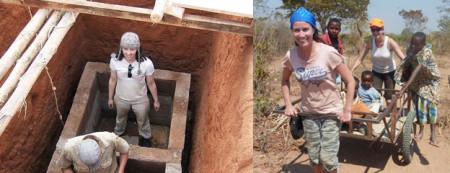 Волонтерство в Африке