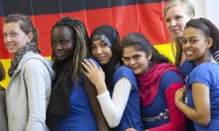 Многонациональная Германия