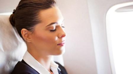 Спокойствие в самолете