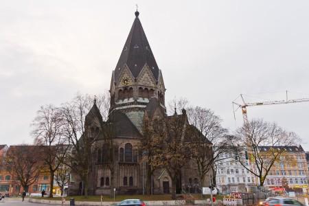 Церковь им. Иоанна Кронштадтского (Гамбург)