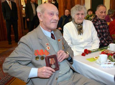 Ветераны в Германии