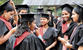 Студенты в Индии