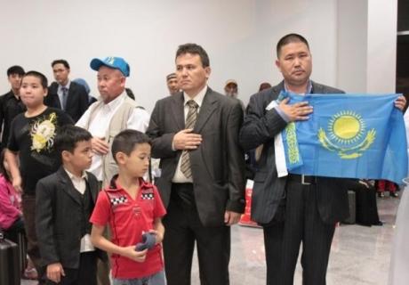 Присяга Казахстану