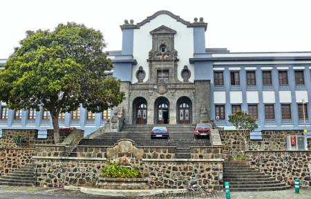 Университет Ла-Лагуна на Канарских островах