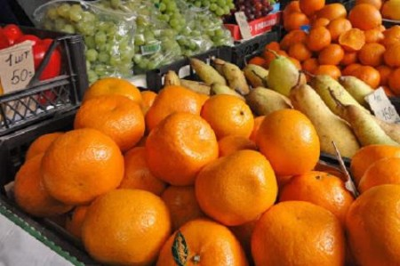 Абхазские фрукты