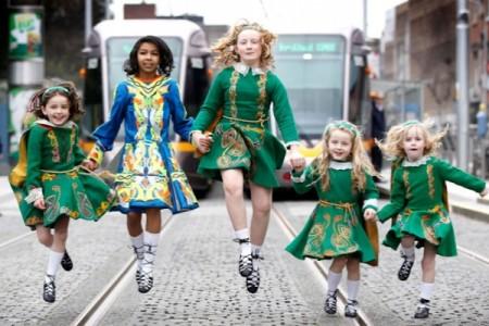 Нац.костюм Ирландии