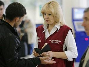 Работа миграционной службы России