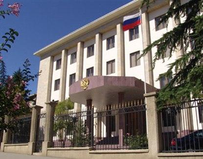 Секция Интересов Российской Федерации при посольстве Швейцарии в Тбилиси