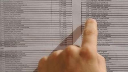 Списки должников