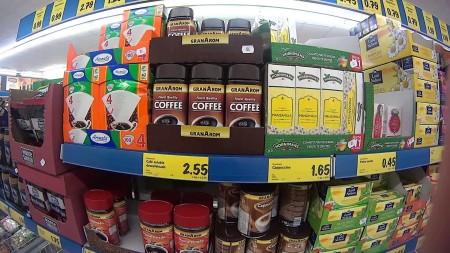 Супермаркет на Канарах