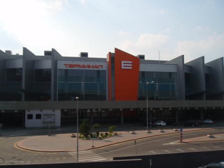 Терминал Е в Шереметьево