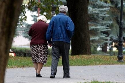 Русские пенсионеры в Германии
