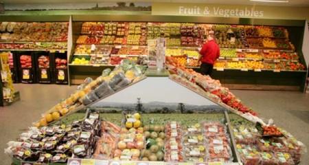 Супермаркет в Ирландии