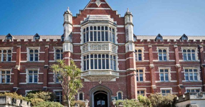 Университет королевы Виктории(Веллингтон)
