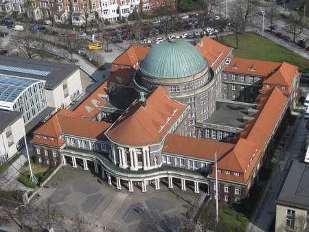 Гамбургский Университет, Германия