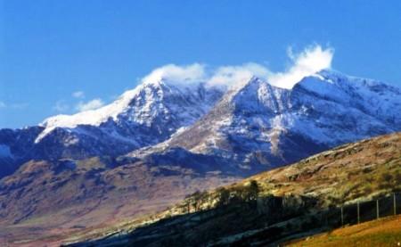 Горы Сноудон