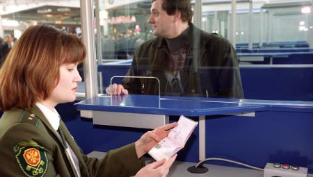 прохождение пампортного контроля в аэропорту