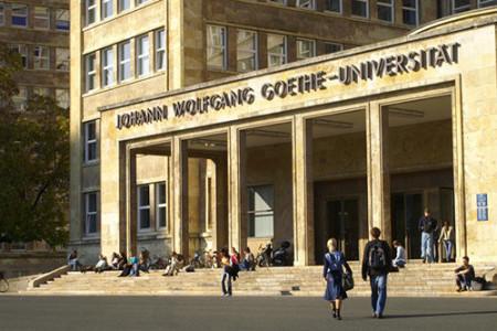 Франкфуртский Университет имени Гете