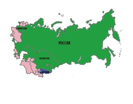 Граждане этих стран могут иметь двойное гражданство: РФ и своего родного государства