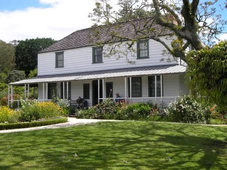 загородный дом, Новая Зеландия