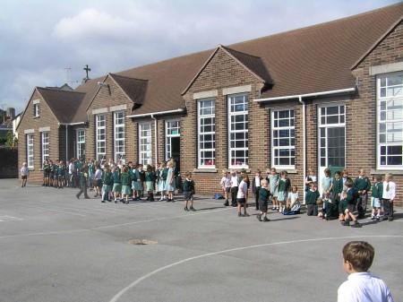 Начальная школа в Ирландии