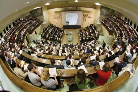 Студенты, Германия