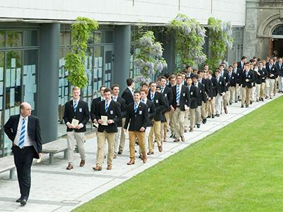Школа в Ирландии