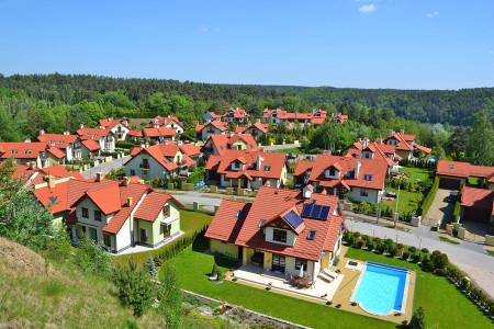 Дома в коттеджном поселке Lapino, Польша