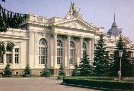 Кишенёвский органный зал