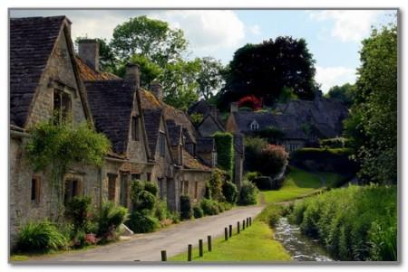 Провинциальные окрестности Англии