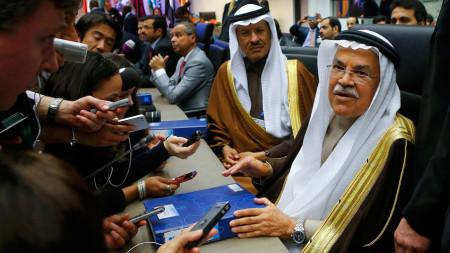 Министр нефти Саудовской Аравии Али аль-Наими