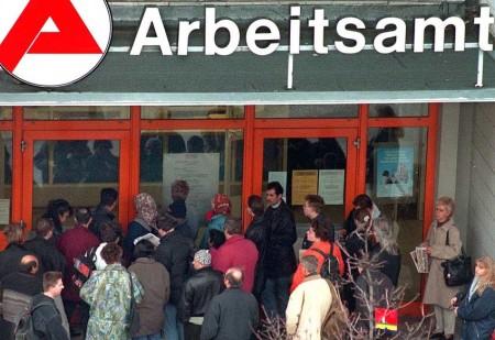 Люди в Германии