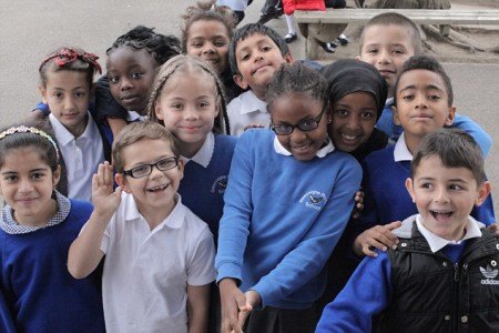 Частная школа для детей в Англии