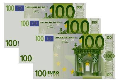 300 евро