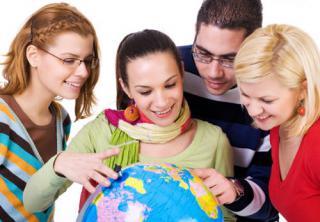 Студенты по программе по обмену в Германии