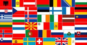 Флаги различных стран